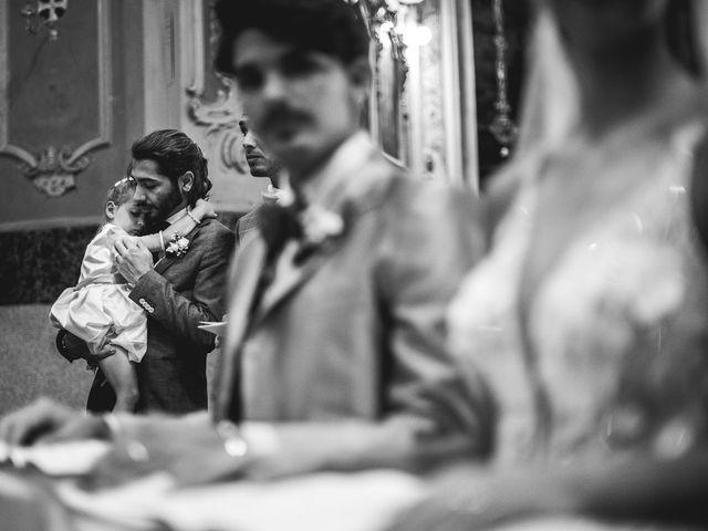 Il matrimonio di Edoardo e Martina a Besozzo, Varese 42