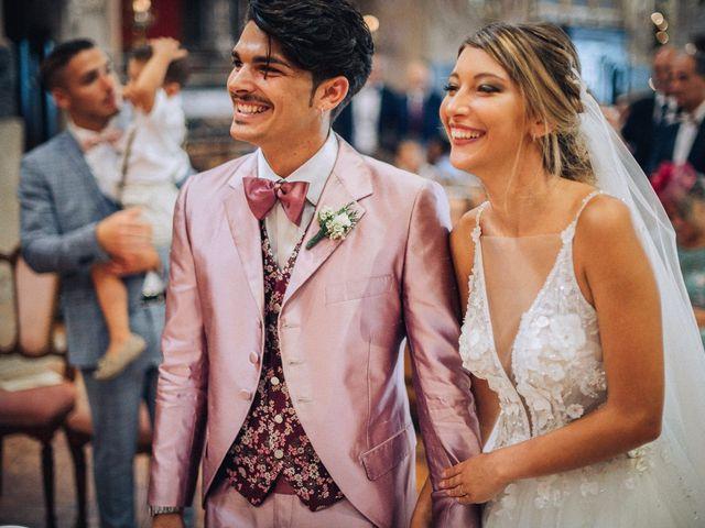 Il matrimonio di Edoardo e Martina a Besozzo, Varese 43