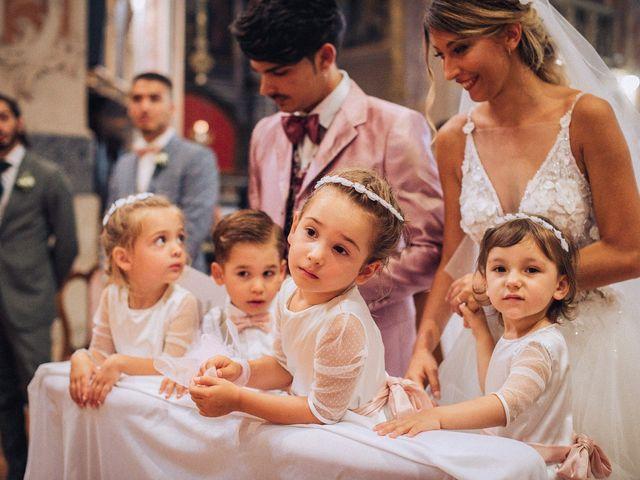 Il matrimonio di Edoardo e Martina a Besozzo, Varese 46