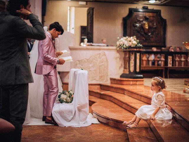 Il matrimonio di Edoardo e Martina a Besozzo, Varese 47