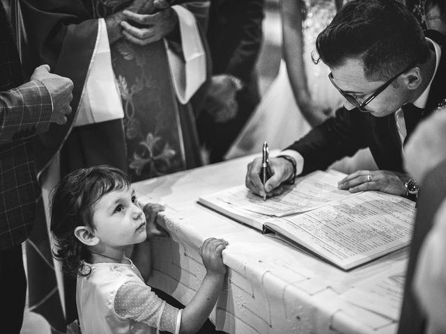 Il matrimonio di Edoardo e Martina a Besozzo, Varese 49