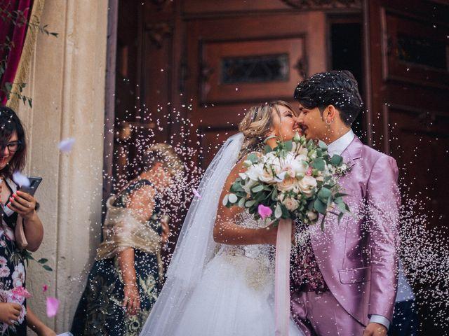 Il matrimonio di Edoardo e Martina a Besozzo, Varese 50