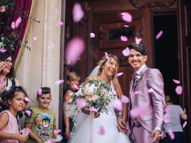 Il matrimonio di Edoardo e Martina a Besozzo, Varese 51