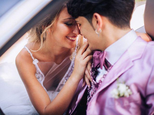 Il matrimonio di Edoardo e Martina a Besozzo, Varese 52