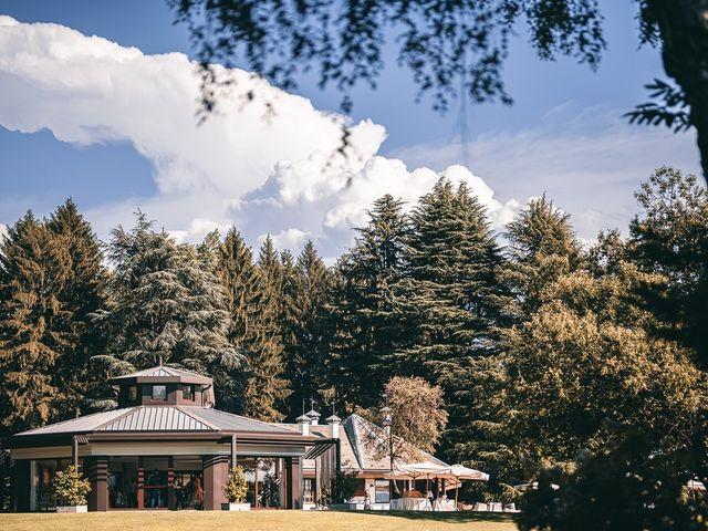 Il matrimonio di Edoardo e Martina a Besozzo, Varese 53