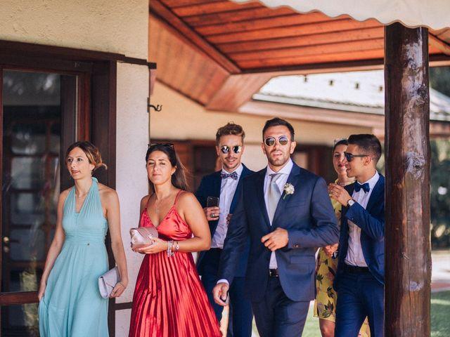 Il matrimonio di Edoardo e Martina a Besozzo, Varese 54