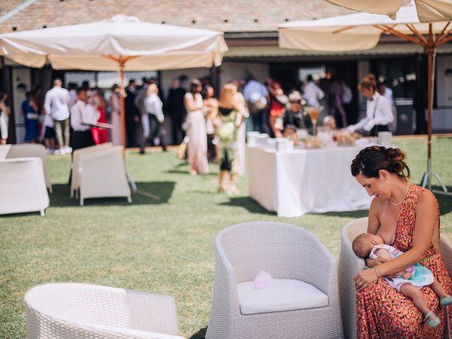 Il matrimonio di Edoardo e Martina a Besozzo, Varese 56