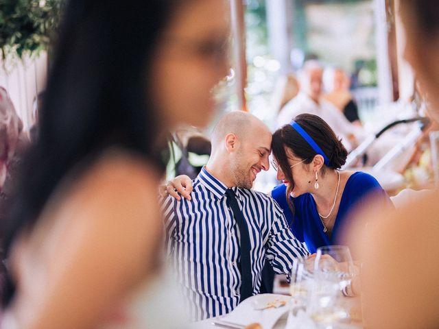 Il matrimonio di Edoardo e Martina a Besozzo, Varese 67