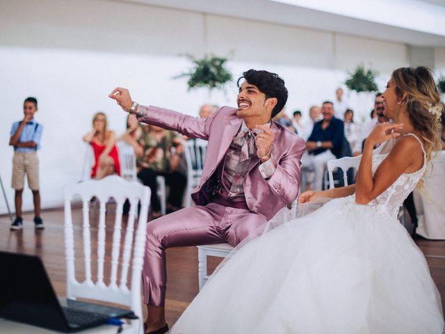 Il matrimonio di Edoardo e Martina a Besozzo, Varese 71