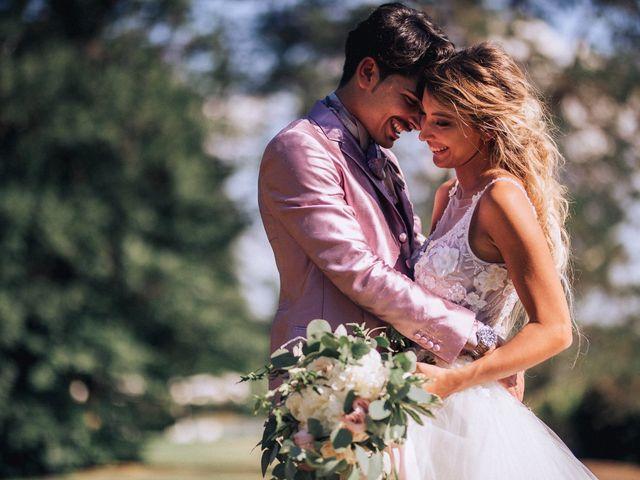 Il matrimonio di Edoardo e Martina a Besozzo, Varese 76