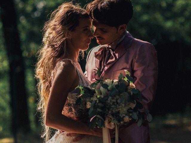 Il matrimonio di Edoardo e Martina a Besozzo, Varese 78