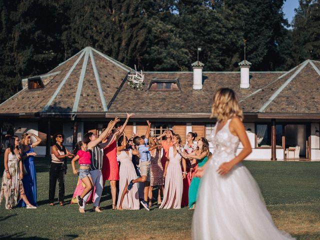 Il matrimonio di Edoardo e Martina a Besozzo, Varese 83