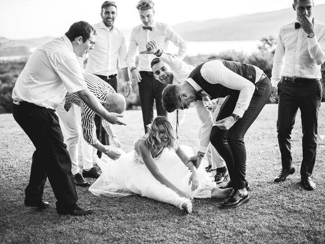 Il matrimonio di Edoardo e Martina a Besozzo, Varese 84