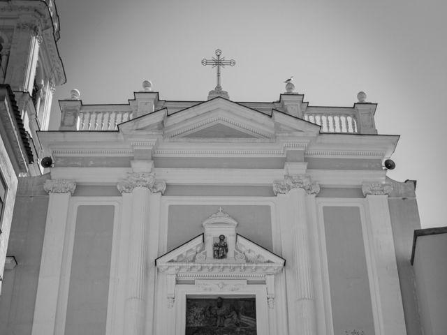 Il matrimonio di Luigi e Valeria a Pozzuoli, Napoli 1