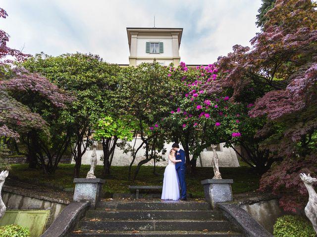 Le nozze di Francesca e Wolfgang