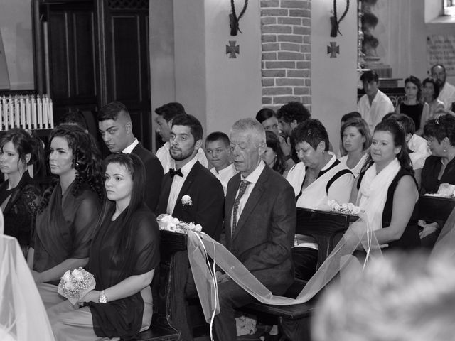 Il matrimonio di Krista e Giovanni a Rossana, Cuneo 3