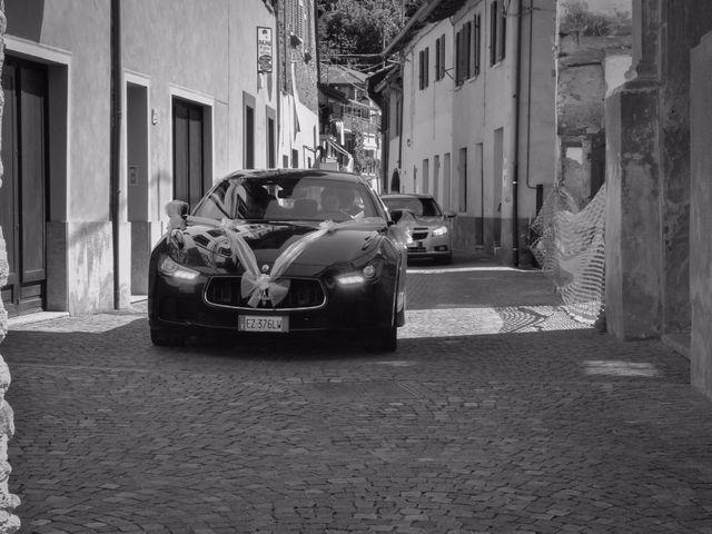 Il matrimonio di Krista e Giovanni a Rossana, Cuneo 9
