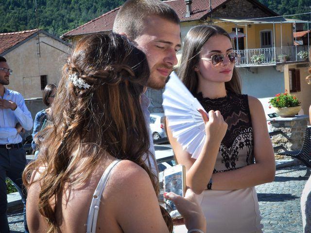 Il matrimonio di Krista e Giovanni a Rossana, Cuneo 14
