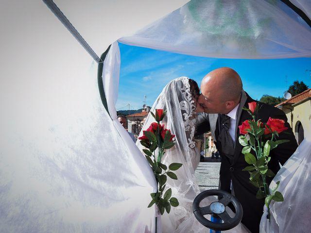 Il matrimonio di Krista e Giovanni a Rossana, Cuneo 15