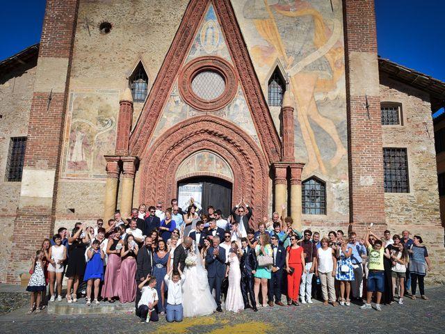 Il matrimonio di Krista e Giovanni a Rossana, Cuneo 17
