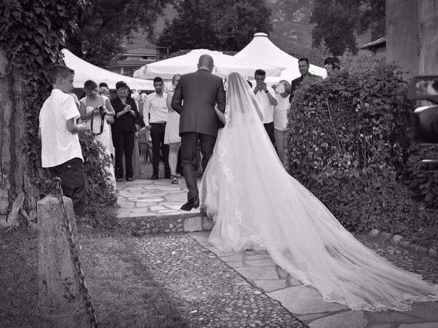 Il matrimonio di Krista e Giovanni a Rossana, Cuneo 26