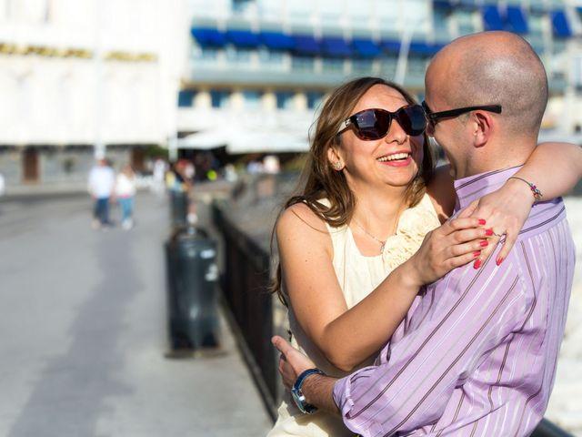 Il matrimonio di Uriele e Claudia a Vietri sul Mare, Salerno 2