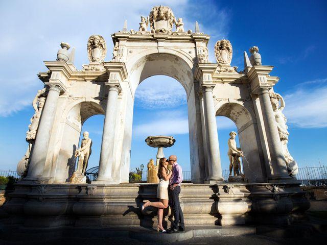 Il matrimonio di Uriele e Claudia a Vietri sul Mare, Salerno 5