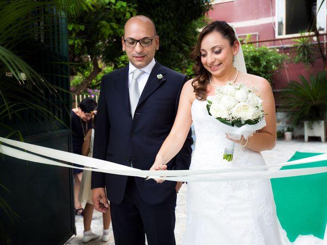 Il matrimonio di Uriele e Claudia a Vietri sul Mare, Salerno 23