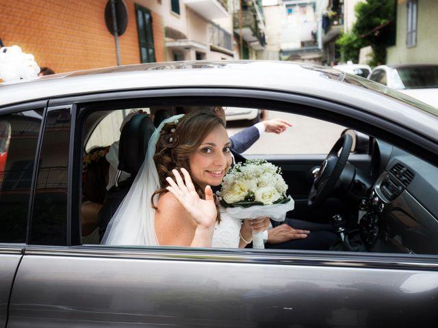 Il matrimonio di Uriele e Claudia a Vietri sul Mare, Salerno 24