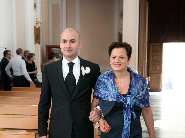 Il matrimonio di Uriele e Claudia a Vietri sul Mare, Salerno 25