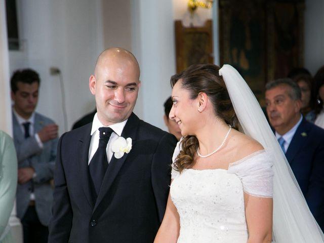 Il matrimonio di Uriele e Claudia a Vietri sul Mare, Salerno 27