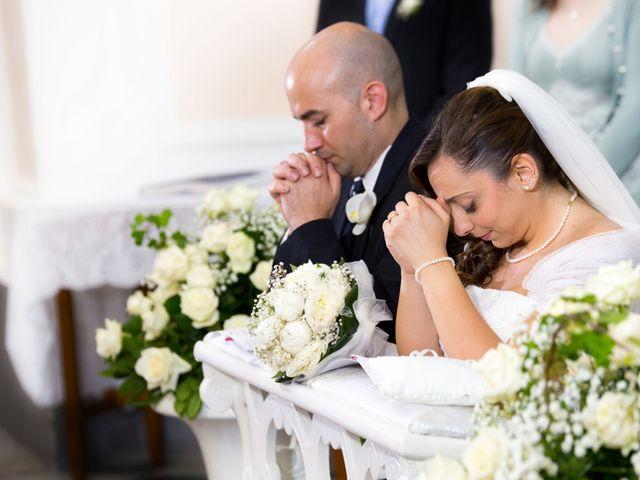 Il matrimonio di Uriele e Claudia a Vietri sul Mare, Salerno 30