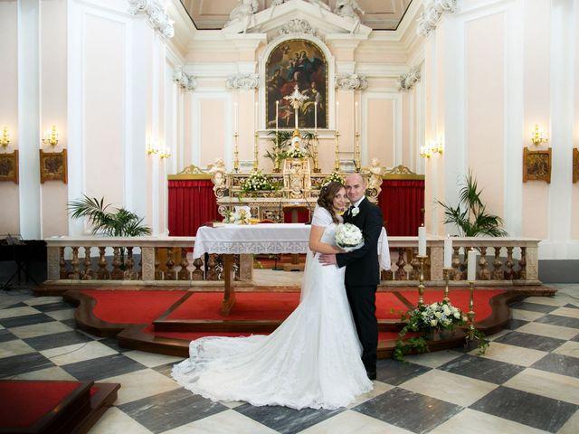 Il matrimonio di Uriele e Claudia a Vietri sul Mare, Salerno 31