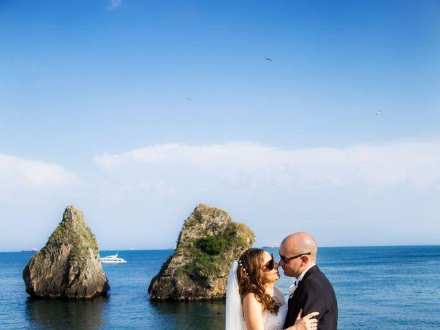 Il matrimonio di Uriele e Claudia a Vietri sul Mare, Salerno 33
