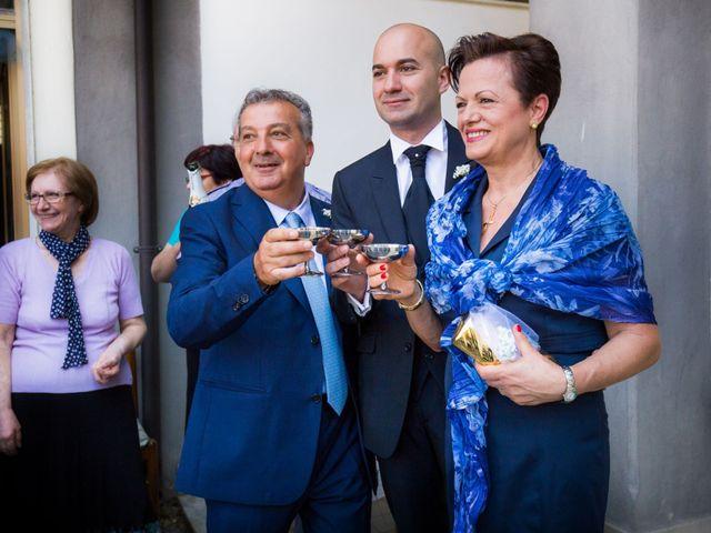 Il matrimonio di Uriele e Claudia a Vietri sul Mare, Salerno 34