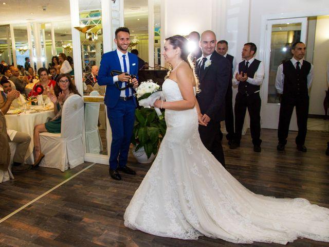 Il matrimonio di Uriele e Claudia a Vietri sul Mare, Salerno 35