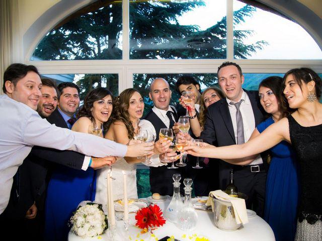 Il matrimonio di Uriele e Claudia a Vietri sul Mare, Salerno 36