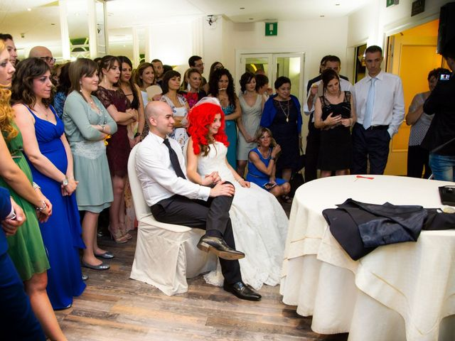Il matrimonio di Uriele e Claudia a Vietri sul Mare, Salerno 38