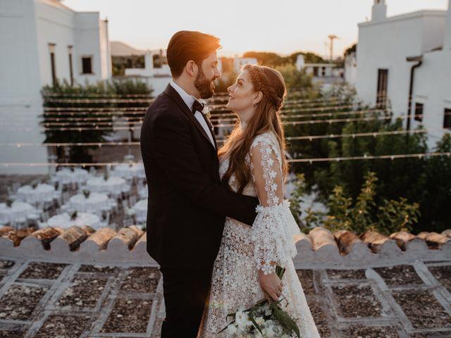 Le nozze di Marilù e Giuseppe