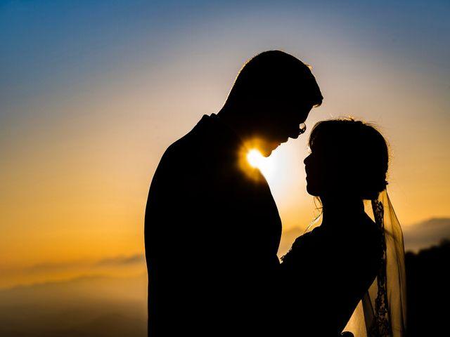 Le nozze di Alyssa e Lorenzo