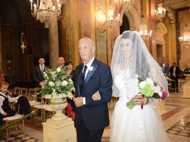 Il matrimonio di Emanuele e Daniela a Roma, Roma 22