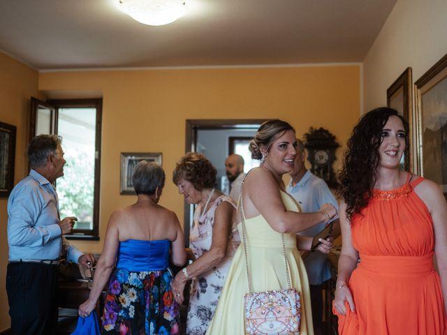 Il matrimonio di Gabriele e Letizia a Collesalvetti, Livorno 17