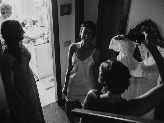 Il matrimonio di Gabriele e Letizia a Collesalvetti, Livorno 18