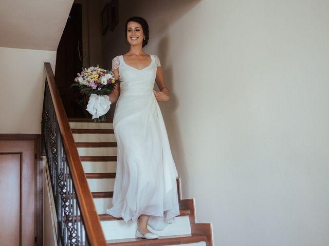 Il matrimonio di Gabriele e Letizia a Collesalvetti, Livorno 26