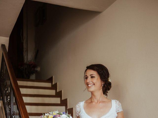 Il matrimonio di Gabriele e Letizia a Collesalvetti, Livorno 27