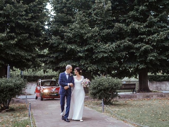 Il matrimonio di Gabriele e Letizia a Collesalvetti, Livorno 31