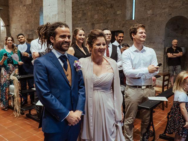 Il matrimonio di Gabriele e Letizia a Collesalvetti, Livorno 32