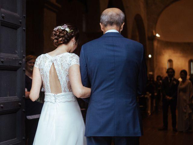 Il matrimonio di Gabriele e Letizia a Collesalvetti, Livorno 34