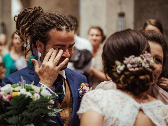 Il matrimonio di Gabriele e Letizia a Collesalvetti, Livorno 35