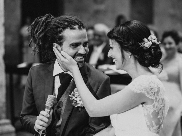 Il matrimonio di Gabriele e Letizia a Collesalvetti, Livorno 38